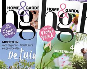 荷兰家庭和花园杂志 HOME & GARDEN