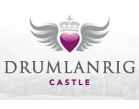 苏格兰Drumlanrig城堡花园 Drumlanrig Castle Gardens