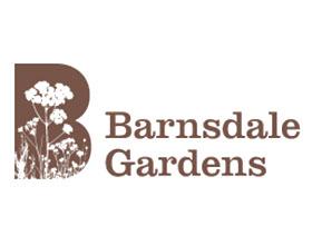 英国巴恩斯代尔花园 Barnsdale Gardens
