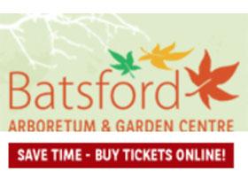 英国巴茨福德植物园 Batsford Arboretum