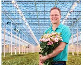 混合照明装置为向日葵提供了更多有益的光谱