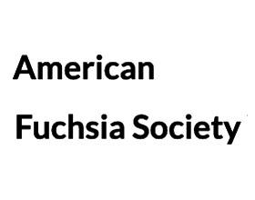美国倒挂金钟协会 AMERICAN FUCHSIA SOCIETY