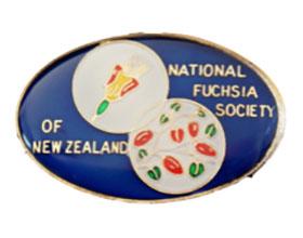 新西兰倒挂金钟协会 The National Fuchsia Society of New Zealand