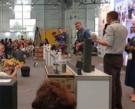俄罗斯在新常态下举办首届园艺贸易展创造历史