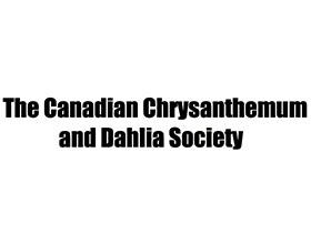 加拿大菊花和大丽花协会 The Canadian Chrysanthemum and Dahlia Society