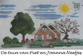 荷兰Neefjes 家族花园