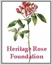 美国传统玫瑰基金会 The Heritage Rose Foundation