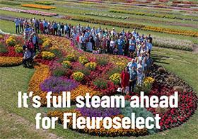 全速前进的Fleuroselect 国际育种家和植物种苗生产者组织
