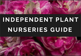 英国独立苗圃指南 The Independent Plant Nurseries Guide