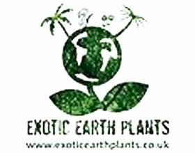 英国异国情调的地球植物 Exotic Earth Plants